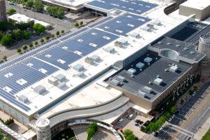 CQR Salt Palace solar panel roof
