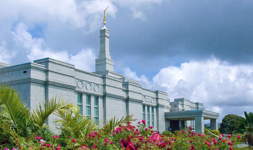 Fiji LDS Temple in Suva, Fiji