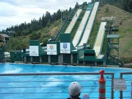 Utah Olympic Park gets a new water slide