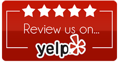 Clark's Quality Roofing, Yelp Logo